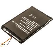 AKKU 30917 - Tablet-Akku für Archos-Geräte, Li-Po, 4000 mAh