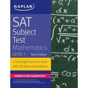 SAT Subject Test Mathematics Level 1, Paperback