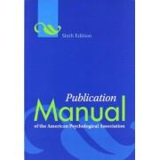 American Psychological Association - Publication Manual of the American Psychological Association - Preis vom 31.03.2020 04:56:10 h