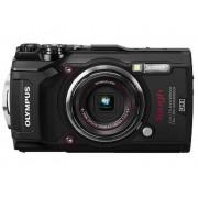Olympus TG-5 Digitale camera 16 Mpix Zoom optisch: 4 x Zwart incl. accu