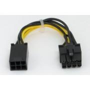 PCI-Express 8 Pin Power Adapter from Single 6 Pin