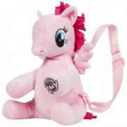 Jucarie de plus mascota Sambro tip ghiozdan My Little Pony