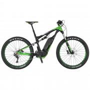 Scott E-Genius 730 Plus Svart/grön Small
