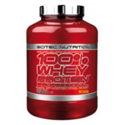 100% Whey Protein Professional 2350g banán Scitec Nutrition