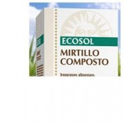 > Mirtillo Composto Ecosol 60cpr