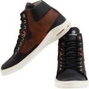 Smoky Premiun Boot Boots For Men(Black, Brown)