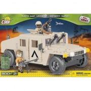 Set de constructie Cobi, Small Army Nato AATV Desert Sand (300pcs)