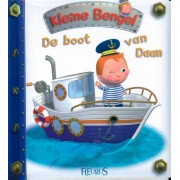 Kinderboeken De boot van Daan