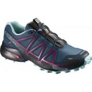 Salomon Speedcross 4 CS W - scarpe trail running - donna - Blue