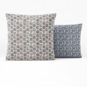 La Redoute Interieurs Fronha de almofada em algodão lavado, SabiEstampado- 50 x 70 cm