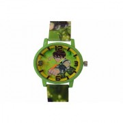 VITREND(R-TM)Latest Good Looking Model Ben10 Round Dial Analog Watch for Boys and Girls(Sent as per Available Colour)