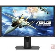 """24"""" Asus VG245H, LED, 16:9, 1920x1080, 1ms, 100M:1, 250cd/m2, Speakers, pivot, VGA/HDMI"""