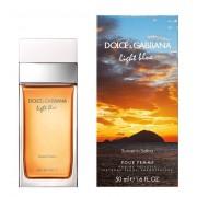 Dolce & Gabbana Light Blue Sunset In Salina Eau De Toilette 50 Ml Spray (0737052883779)