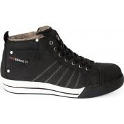 Redbrick Ice werkschoen-sneakers Schoenmaat: 43 zwart/wit