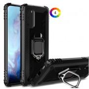 Samsung Galaxy S20 Plus Удароустойчив Carbon Fiber/ Finger Ring Калъф и Протектор