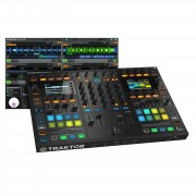 Native Instruments TRAKTOR Kontrol S8 Flagship All-In-One DJ system