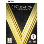 Civilization V Complete Edition PC Steam CDKey / Download