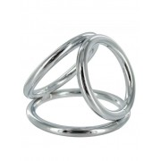 Master Series Triad Chamber Cock & Ball Ring