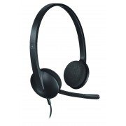 Logitech Headset Logitech H340 Stereo, USB