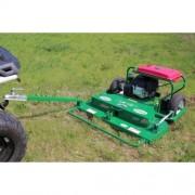 ATV kosačka Geo LM 120 120 cm pracovná šírka, 3 nože, 15 HP benzínový motor s elektrickým štartérom