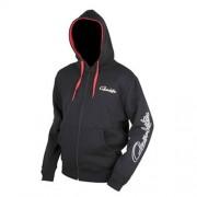 Hanorac Negru Logo Masura L