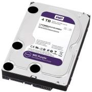 """Western Digital Purple 4TB 3.5"""" (WD40PURZ) Твърд Диск"""