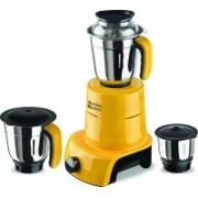 SilentPowerSunmeet MG17-MA-Gla-56 800 W Mixer Grinder(Yellow, 3 Jars)