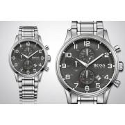 Hugo Boss Men's Hugo Boss 1513181 Aeroliner Chronograph Watch