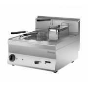 Elektrische Pastakoker | 400V | Incl. 3 Mandjes | 28 Liter | 600x650x(H)295mm