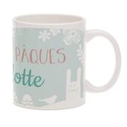 YourSurprise Mug Joyeuses Pâques - Avec texte