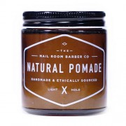 The Mailroom Barber Co Natural Pomade Light Hold 3.5 oz Grooming