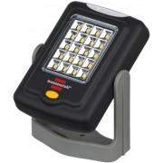 20 + 3 SMD LED-es univerzális lámpa tartóval HL DB 203 MH