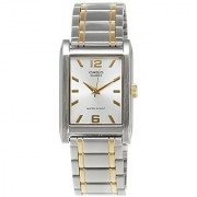 Casio Enticer Analog Silver Dial Mens Watch - MTP-1235SG-7ADF (A359)