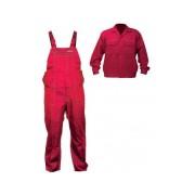 COSTUM SALOPETA COMBINAT / ROSU - S/H-164