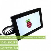 LCD 10.1'' HDMI LCD 1280×800, IPS cu Carcasa