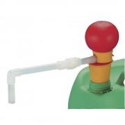 Kleingebinde-Pumpe PP-Handpumpe Tauchtiefe 700 mm