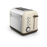 Morphy Richards - Toster Accents Special Edition na 2 kromki - kremowy