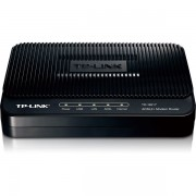 TP-Link TD-8817 1 ethernet port and 1 USB port ADSL2+ router