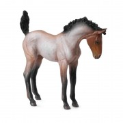 Figurina Manz Mustang Bay Roan M Collecta, 8.7 x 8 cm