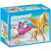 Комплект Плеймобил 5143 - Карета на крилат кон - Playmobil, 290704