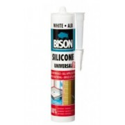 Silicon Universal alb BISON