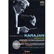 Video Delta Dvorak - Symphony n.9 / Mozart - Violin concerto n.5 - DVD