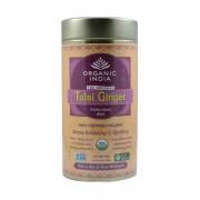 Tulsi bio gyömbér szálas tea 100g