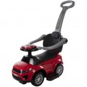 Masinuta Multifunctionala Sport Sun Baby, suporta maxim 27 kg, 2 ani+, rosu