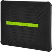 Tizum Laptop Sleeve for 13.3-Inch Apple MacBook Air MacBook Pro Retina Ultrabook RouTou Series Bumper Sleeve Maximum Impact Protection with Minimal Weight (Black)