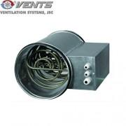Baterie de incalzire electrica circulara NK 100 1.6-1