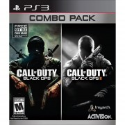 PS3 Juego Call Of Duty Black Ops Combo Pack II Y II PlayStation 3