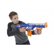 Nerf N-Strike 12 Elite Darts Retaliator Toys, Colors may vary