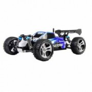 Masinuta cu Telecomanda iUni A736 Road Buggy 4x4 50kmh Albastru
