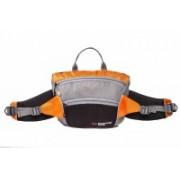 Adventure Worx Waist Bag(Black, Orange, Grey)